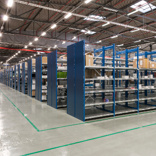Solutions for industrial storage