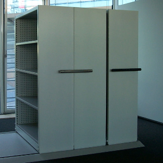 Office M2 kantoor opslagsysteem