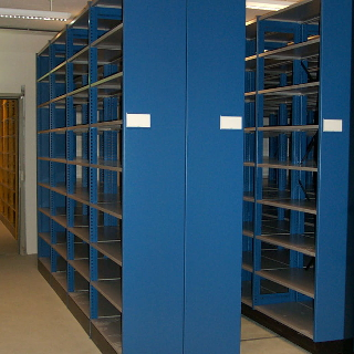 Fixed system cabinets archives